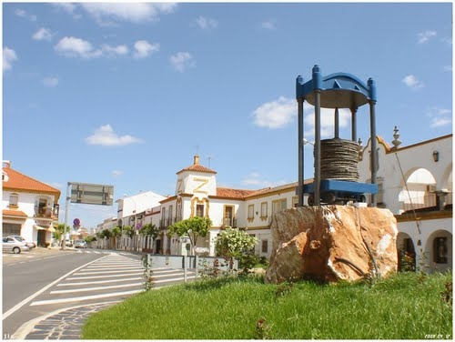 Ruta de Senderismo Rosal de la Frontera Casas rurales sierra de Huelva