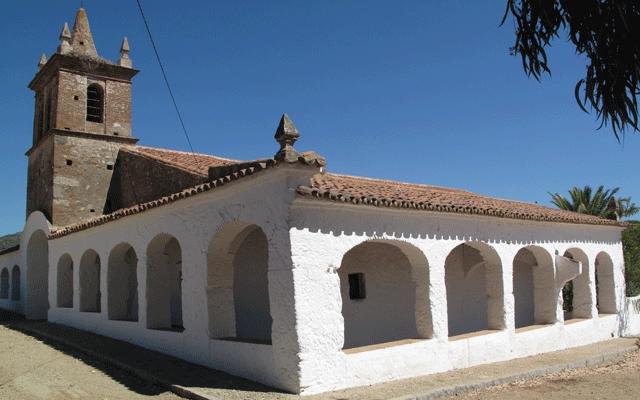 Ermita de San Mamés Aroche