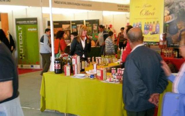 Feria aceite oliva oleozufre zufre