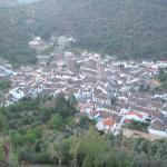 Peña de Arias Montano. Alájar