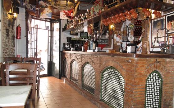 Taberna Rincón de Juan Aracena