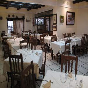 Restaurante José Vicente. Aracena