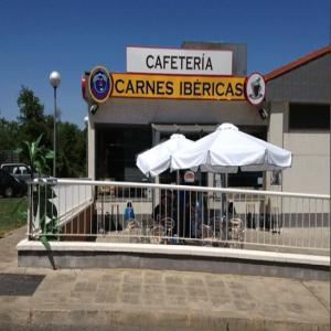 Carnicería – Cafetería Vázquez. Aracena
