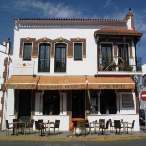 Restaurante Montecruz. Aracena