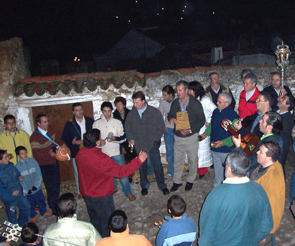 campanilleros Aracena