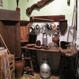 Tienda – Museo Monte Robledo. Aracena