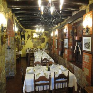 Restaurante La Serrana. Aracena