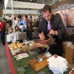 Feria del Jamón y del Cerdo Ibérico. Aracena