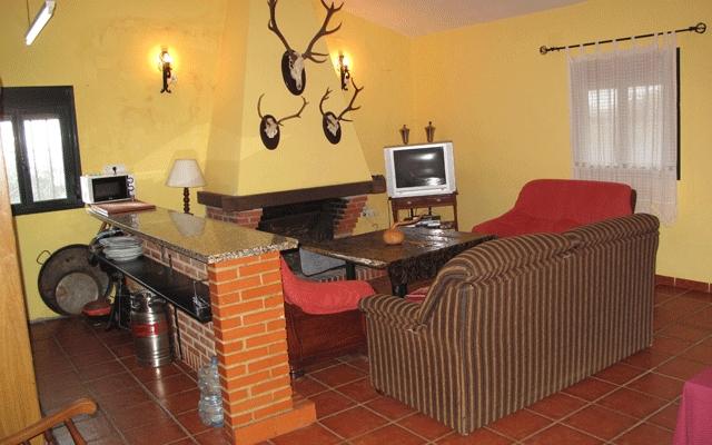 Casa Rural Buena Vista Aracena Sierra de Huelva 12