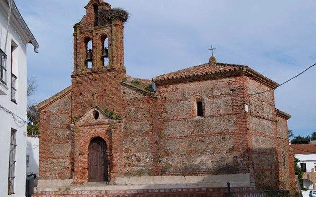 Iglesia de San Pedro y San Pablo Puerto Moral