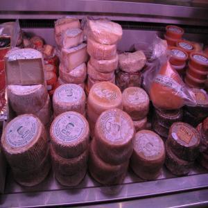 Mercado del Queso Artesano. Aracena