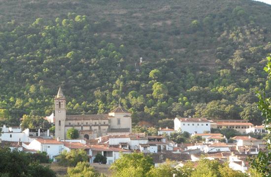 Linares de la Sierra Casa