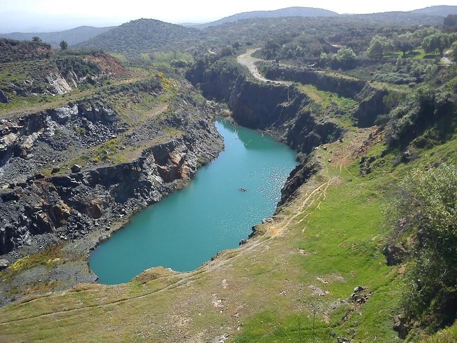 Sendero Santa Olalla del Cala – Mina Teuler