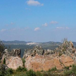 Mirador Piedra Utrera. Cumbres de San Bartolomé