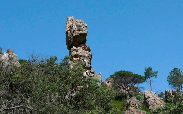 Sendero Santa Ana la Real – Riscos de Levante Casas rurales Huelva 05