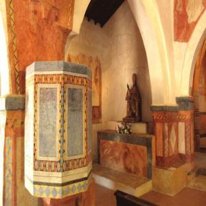 Ermita de San Mamés. Aroche