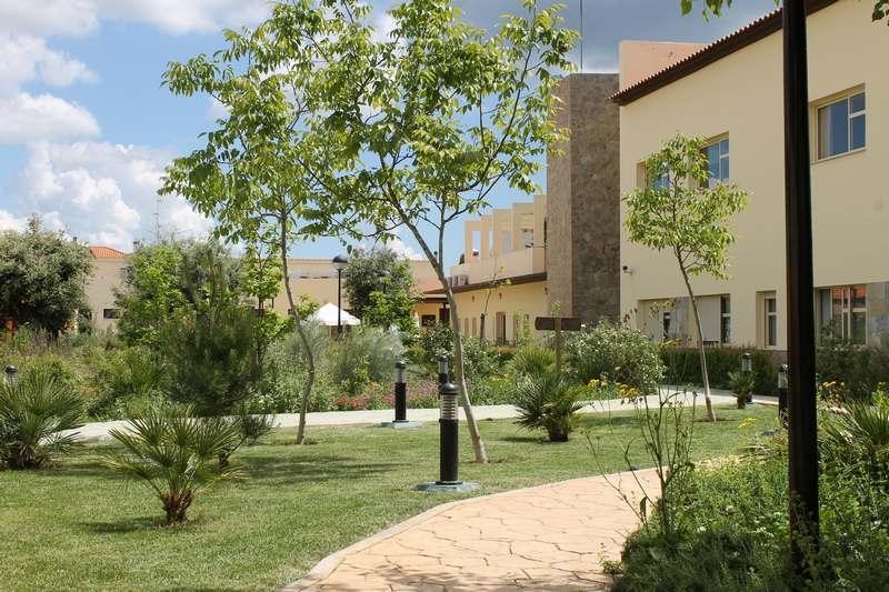 Hotel Sierra Luz Cortegana casa rural Sierra de Huelva 01
