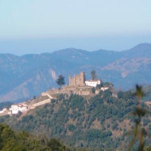 Sendero Almonaster la Real – Cerro de San Cristóbal
