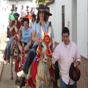 Feria de Ganado de Silla y Tiro. Puerto Moral