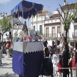 Semana Santa Chica. Aracena