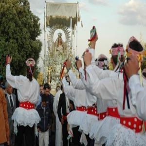 Fiestas de la Virgen de Tórtola. Hinojales