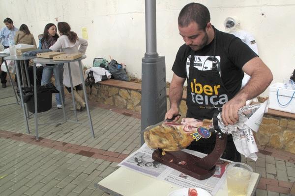 Feria del Jamon de Aracena