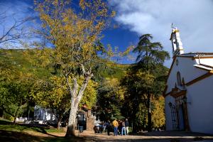 Peña de Arias Montano. Alájar casa rural