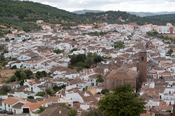 Cortegana Sierra de Huelva