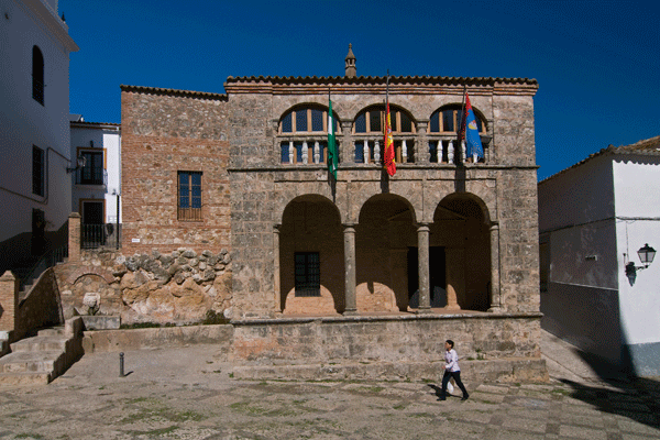Zufre inquisición Sierra de Aracena