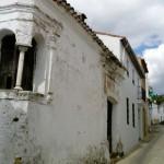Arquitectura popular en la Sierra de Huelva. Castaño de Robledo