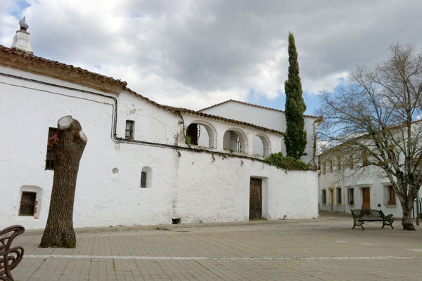 arquitectura renacentista castaño del robledo sierra de aracena