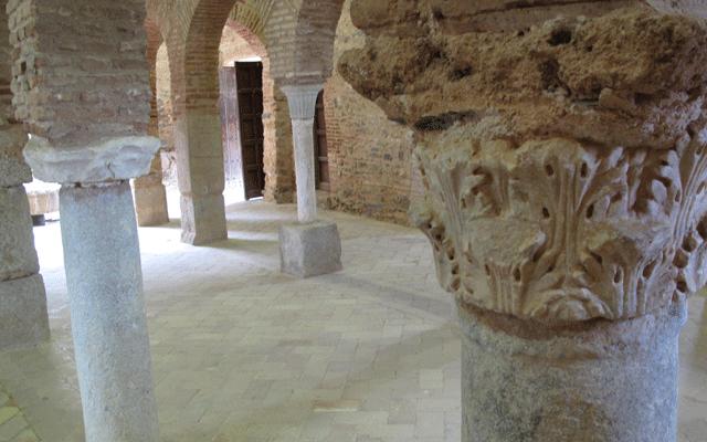 Mezquita Almonaster la Real Sierra de Aracena