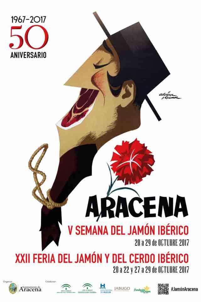 Feria del Jamón Aracena 2017