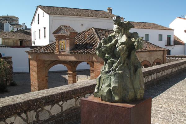 Museo Arte Contemporáneo al aire libre Aracena