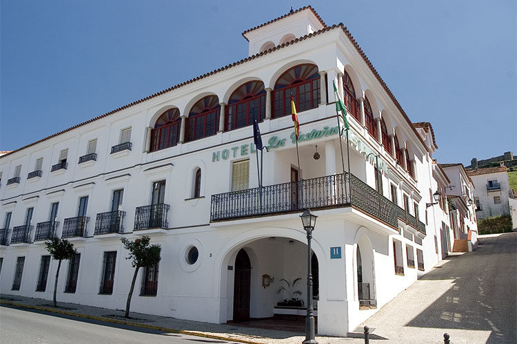 Hotel Los castaños Aracena