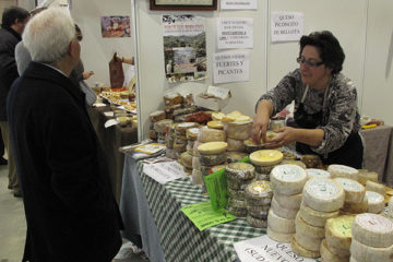 mercado del queso de aracena