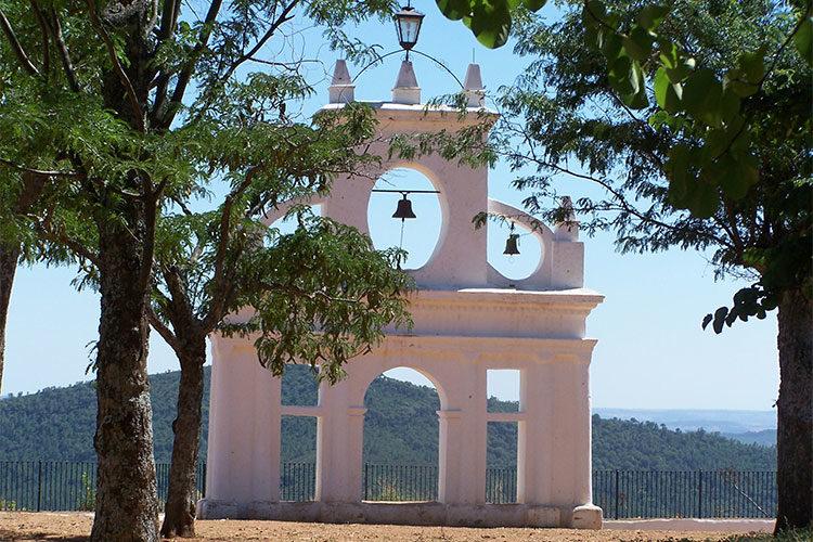 Peña de Arias Montano Alájar