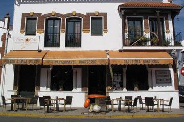 restaurante montecruz aracena