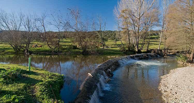 río múrtigas sierra de aracena